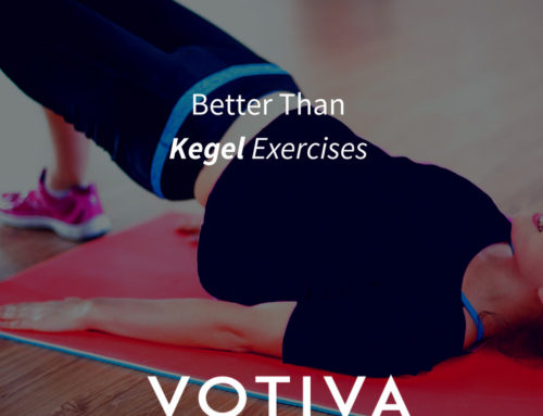 Votiva, Better than Kegel Exercises?
